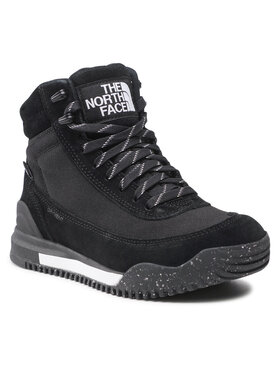 The North Face The North Face Buty Back-To-Berkeley III NF0A5G2VKY4 Czarny