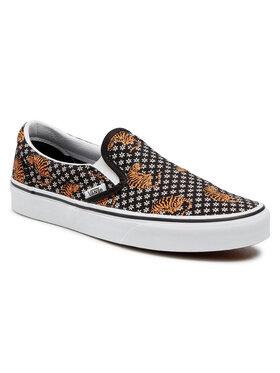 Vans Vans Πάνινα παπούτσια Classic Slip-On VN0A4U3819M1 Μαύρο