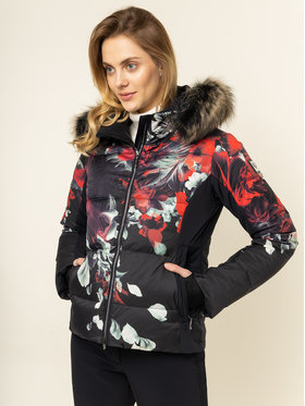 Descente Descente Veste de ski Hana DWWOGK35 Multicolore Regular Fit