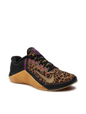 Nike Nike Boty Metcon 6 AT3160 096 Hnědá