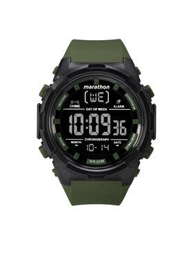 Timex Timex Часовник Marathon TW5M22200 Зелен