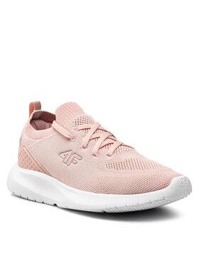 4F 4F Sneakersy J4Z21-JOBDS200 Różowy