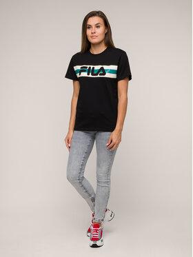 Fila Fila T-shirt Azrielle Graphic 687222 Noir Regular Fit