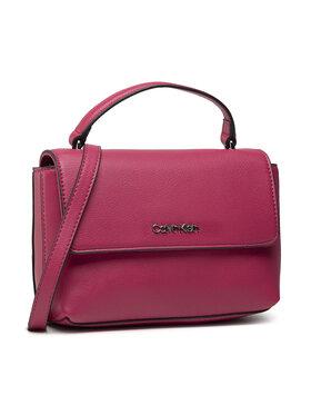 Calvin Klein Calvin Klein Kabelka Flap Mini Bag W/Top Handle K60K608170 Ružová