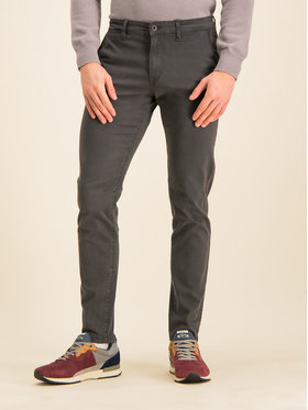 Pepe Jeans Pepe Jeans Stoffhose James PM211289 Grau Slim Fit