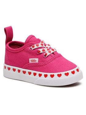 Vans Vans Sneakers aus Stoff Authentic Elastic VN0A4BUY30V1 Rosa