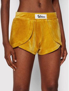 Waikane Vibe Waikane Vibe Pantaloncini sportivi Honeymoon Giallo Regular Fit