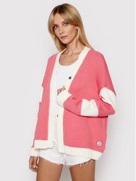Femi Stories Femi Stories Cardigan Sky Rose Regular Fit