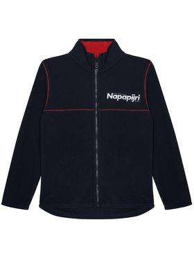Napapijri Napapijri Polár kabát K Tau Fz NP0A4EPQ D Sötétkék Regular Fit