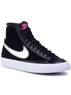 Nike Nike Topánky Blazer Mid Vntg'77 DA4283 001 Čierna