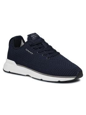 Gant Gant Sneakersy Beeker 22637621 Tmavomodrá