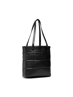 DeeZee DeeZee Дамска чанта EBG13922 Черен