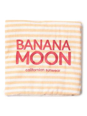Banana Moon Banana Moon Πετσέτα Peaches Marbell JAE42 Πορτοκαλί