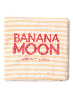 Banana Moon Banana Moon Ręcznik Peaches Marbell JAE42 Pomarańczowy
