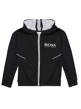 Boss Boss Pulóver J25M09 S Fekete Regular Fit