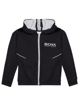 Boss Boss Sweatshirt J25M09 S Noir Regular Fit