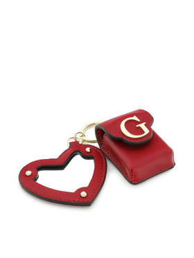 Guess Guess Porte-clefs Not Coordinated Keyrings RW7388 P1301 Bordeaux