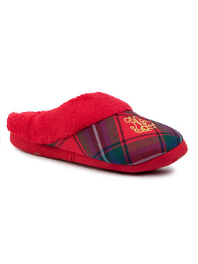Lauren Ralph Lauren Lauren Ralph Lauren Hausschuhe Slippers ILN01766 Rot