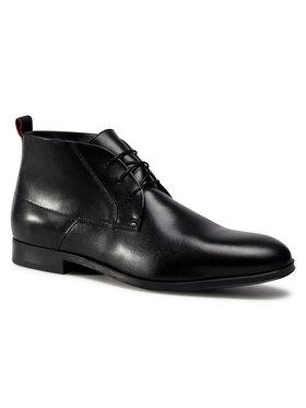 Hugo Hugo Обувки Boheme 50441051 10222044 01 Черен