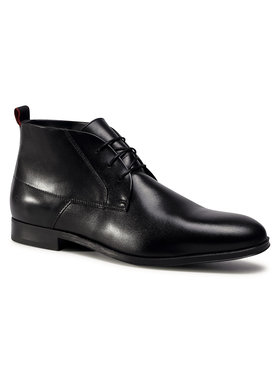 Hugo Hugo Šnurovacia obuv Boheme 50441051 10222044 01 Čierna