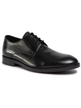 Clarks Clarks Pantofi Oliver Lace 261435807 Negru