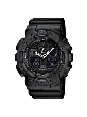 G-Shock G-Shock Ρολόι GA-100-1A1ER Μαύρο