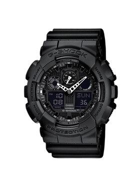 G-Shock G-Shock Uhr GA-100-1A1ER Schwarz