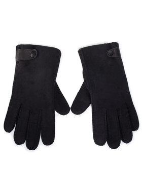Ugg Ugg Γάντια Ανδρικά M Sheepskin Side Tab Tech Glv 18713 Μαύρο