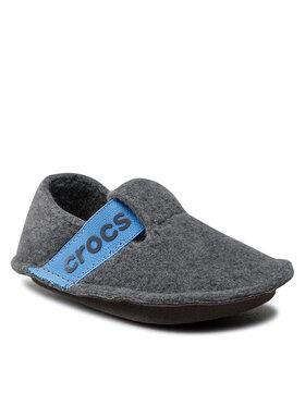 Crocs Crocs Παντόφλες Σπιτιού Classic Slipper K 205349 Γκρι