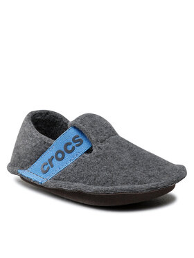 Crocs Crocs Papucs Classic Slipper K 205349 Szürke