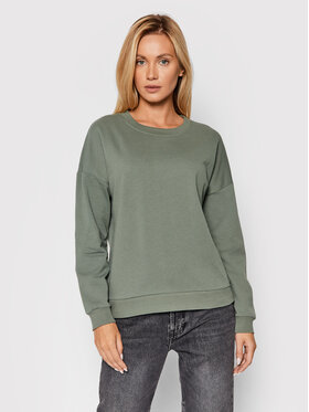 Vero Moda Vero Moda Sweatshirt Octavia 10252960 Grün Regular Fit