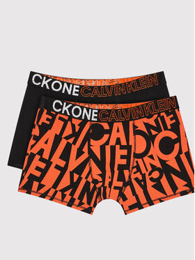 Calvin Klein Underwear Calvin Klein Underwear Komplektas: 2 poros trumpikių 2pk B70B700343 Juoda