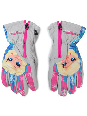 Level Level Skihandschuhe Glove Lucky 4146JG04 Grau