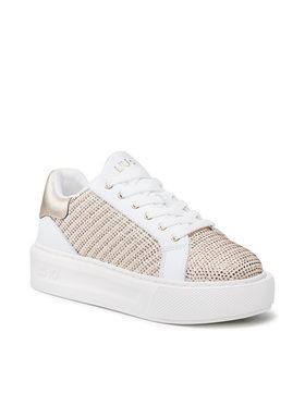 Liu Jo Liu Jo Sneakers Kylie 4 BF1107 TX017 Bianco