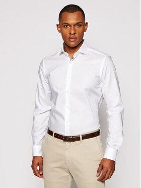 Joop! Joop! Košile 17 Jsh-90Pankok 30021198 Bílá Slim Fit