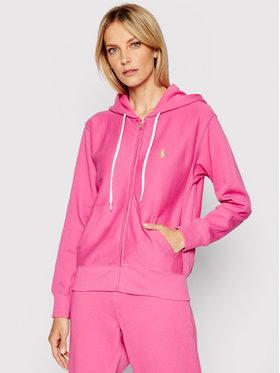 Polo Ralph Lauren Polo Ralph Lauren Bluză Lsl 211780303011 Roz Regular Fit