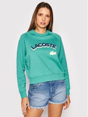 Lacoste Lacoste Sweatshirt SF9427 Vert Boxy Fit