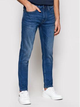 Pepe Jeans Pepe Jeans Blugi Finsbury PM200338 Albastru Skinny Fit