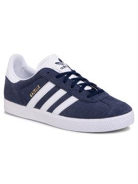 adidas adidas Обувки Gazelle J BY9144 Тъмносин