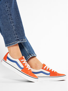 Vans Vans Sneakersy Sk8-Low VN0A4UUK2S21 Oranžová