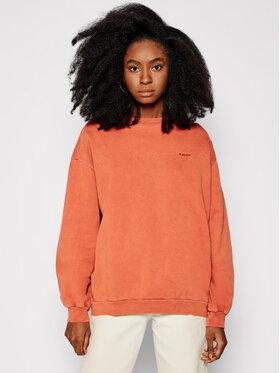 Levi's® Levi's® Bluză Melrose Slouchy Crew 32951-0005 Vișiniu Regular Fit