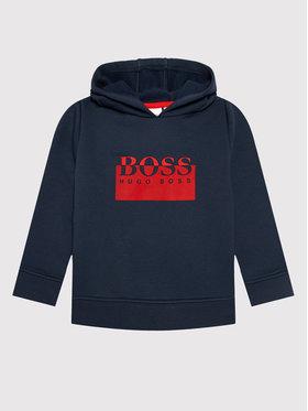 Boss Boss Sweatshirt J25L97 D Dunkelblau Regular Fit