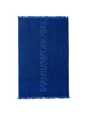Emporio Armani Emporio Armani Ręcznik 211771 0P448 04433 Niebieski