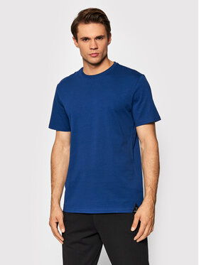 Outhorn Outhorn T-Shirt TSM600 Granatowy Regular Fit