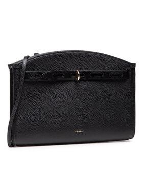 Furla Furla Дамска чанта Margherita WE00189-HSF000-O6000-1-007-20-CN-E Черен