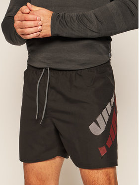 Nike Nike Sportske kratke hlače Volley NESSA455 Crna Standard Fit