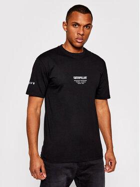 CATerpillar CATerpillar T-Shirt 2511549 Czarny Regular Fit