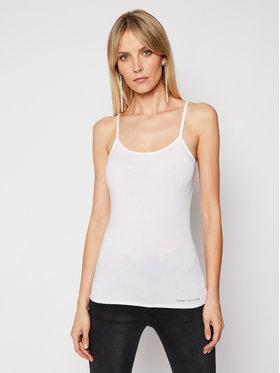 Tommy Hilfiger Tommy Hilfiger Комплект 2 блузи без ръкави Cami UW0UW02658 Бял Slim Fit