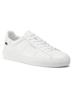 Woolrich Woolrich Sneakersy WFM202.070.3010 Biały