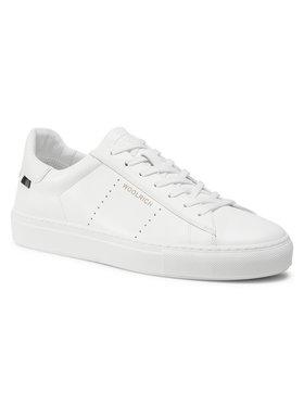 Woolrich Woolrich Sneakersy WFM202.070.3010 Bílá
